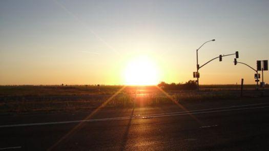 roseville sunset